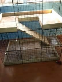 Rabbit Hutch Plans Indoor Cat Cages Foter