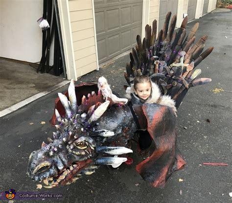 game  thrones dragon  baby john snow costume