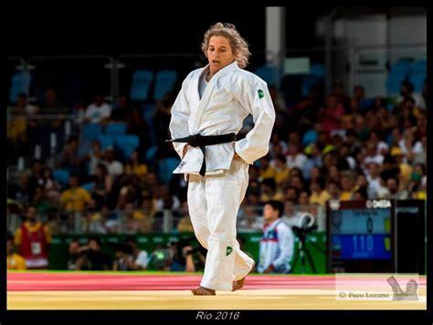 News Comeback Success by Judoinside News Olympic Chion Paula Pareto Makes