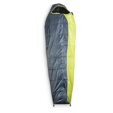 texsport suppressor 0 degree mummy sleeping bag 666084