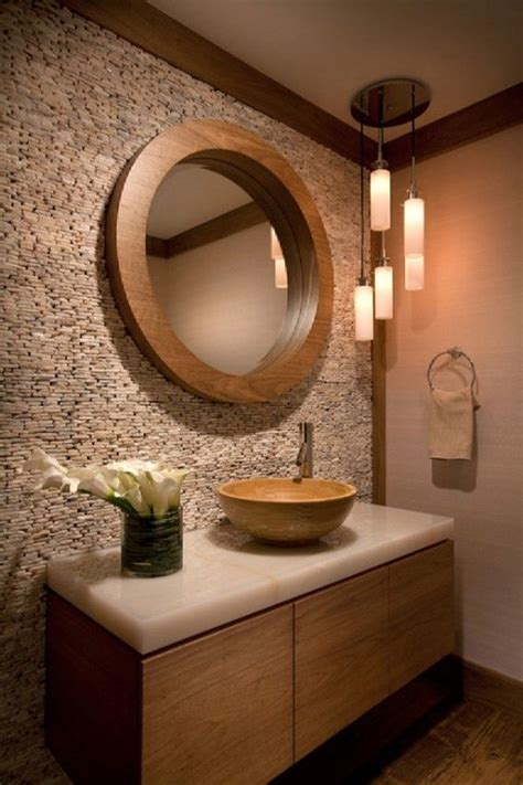 bathroom mirror surrounds 1000 ideas about wooden bathroom on pinterest wooden