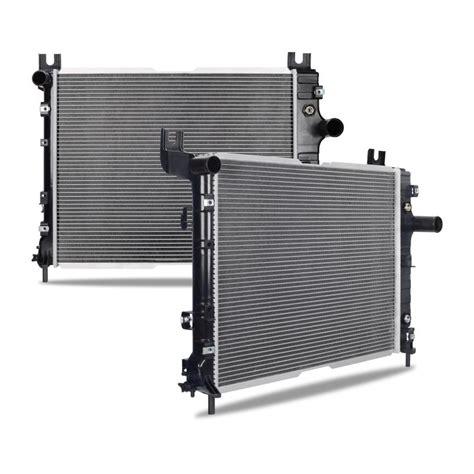 dodge durango v8 replacement radiator 2000 2004