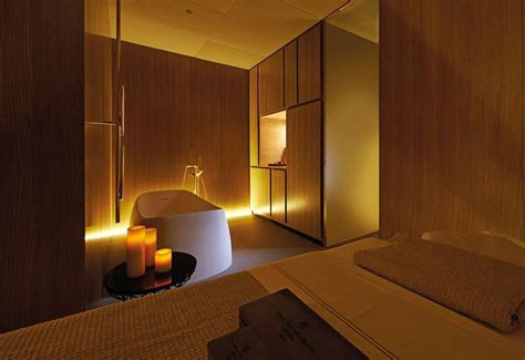 Four Wall Interiors by Four Seasons Spa Interior Design By Urquiola