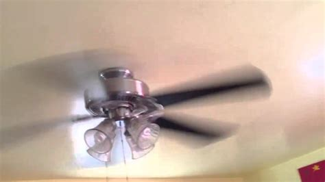 hton bay huntington iii ceiling fan youtube
