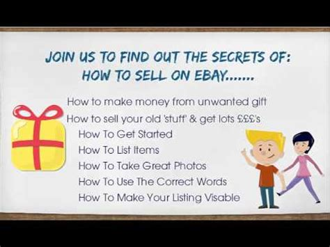 To Sell More Stuff by How To Sell Your Stuff On Ebay Easy Toys Gifts