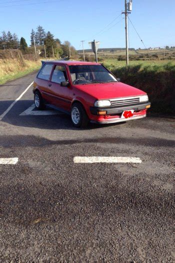Toyota Starlet Boxy Mint Boxy Starlet For Sale In Newcastle West Limerick