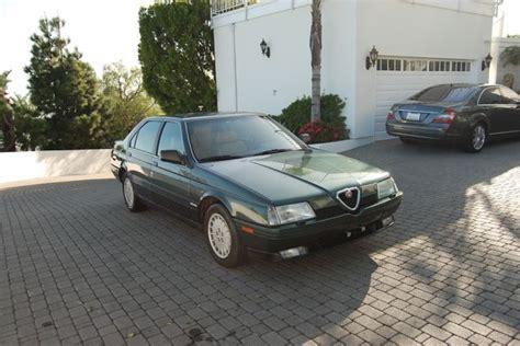 alfa romeo 4 door sedan 1993 alfa romeo 164 l sedan 4 door 3 0l california one