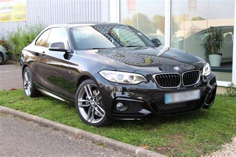Bmw Serie 1 Coupé Occasion Luxembourg by Bmw Serie 2 228 Ia Coup 233 Pack M 245ch D Occasion Bmje