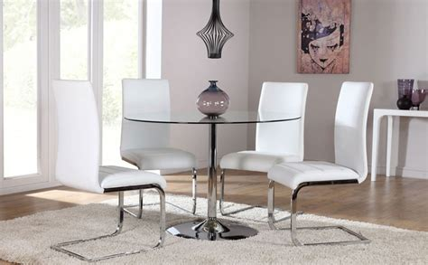 glass dining table and chairs 4 optimal choices in glass dining table and chairs blogbeen