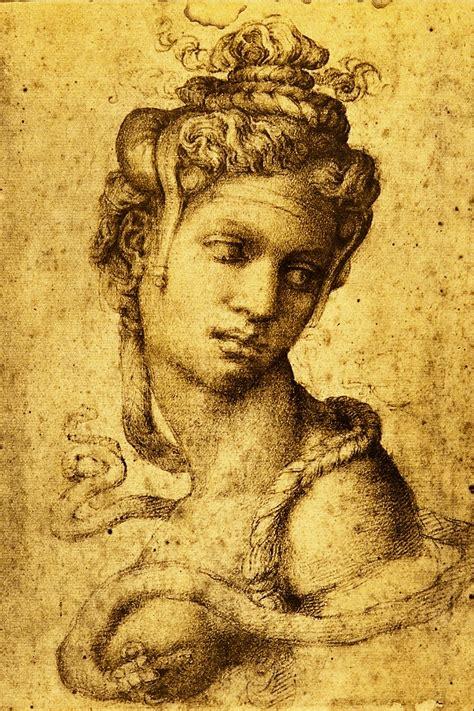 S Drawing Origin by File Cleopatra Michelangelo Buonarroti Png Wikimedia