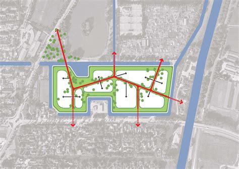 Landscape Architecture Concept Diagrams Karres En Brands Landscape Architecture Cemetery Langedijk