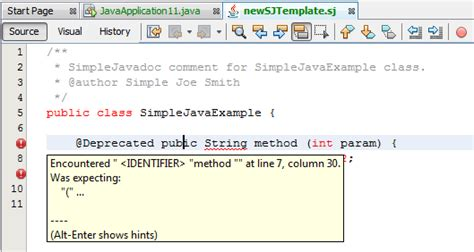 netbeans groovy tutorial netbeans javacc parser generator integration tutorial for