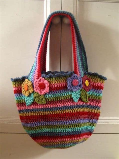 crochet bag written pattern striped crochet bag pattern is a stunner the whoot