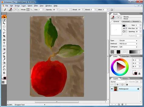 painting software artweaver