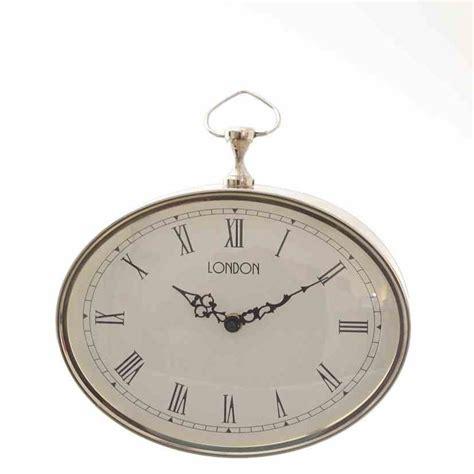 Design Wanduhren 27 by Wanduhr Quot Quot Im Taschenuhr Design Uhr Metall Ca 27 X