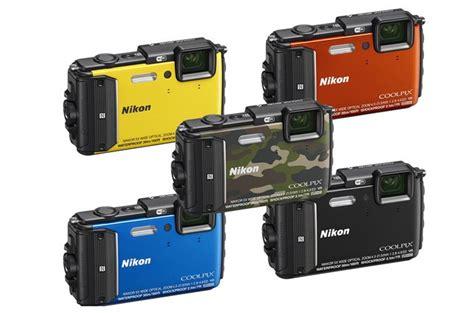 Kamera Bawah Air Kamera Anti Air spesifikasi dan harga kamera anti air nikon coolpix aw130