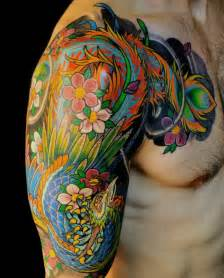 colorful sleeves colorful sleeve tats scene360
