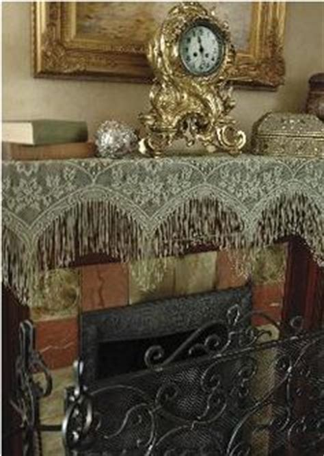 1000 images about mantle scarves on mantles