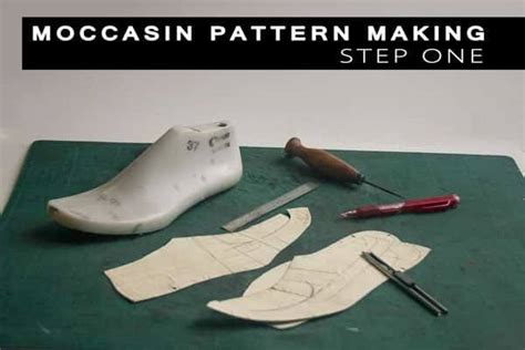 pattern making free online course how to make moccasins course shoemaking courses online