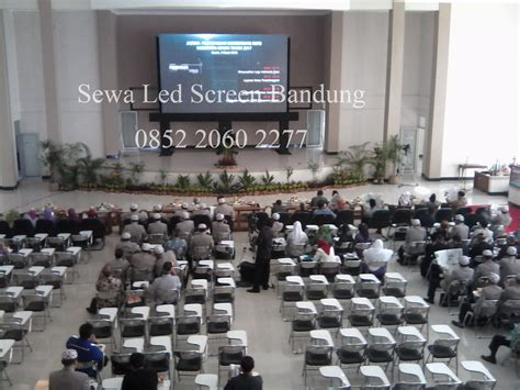 Monitor Led Di Bandung sewa led screen bandung led screen bandung led display
