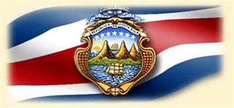 imagenes simbolos nacionales costa rica bandera de costa rica