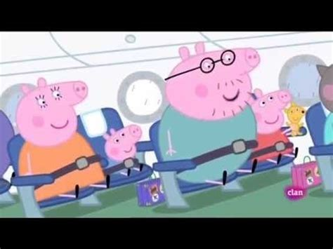 peppa pig de vacaciones 8437281199 peppa pig de vacaciones en avi 243 n youtube