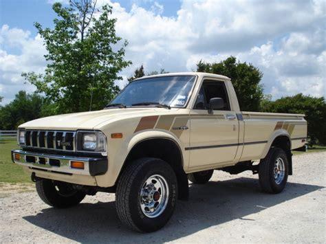 Toyota Sr5 No Reserve 40k Mile 1983 Toyota Sr5 Longbed 4 215 4 Bring A