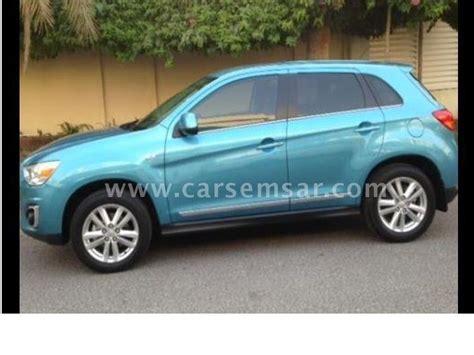 mitsubishi kuwait 2013 mitsubishi asx for sale in kuwait and used cars