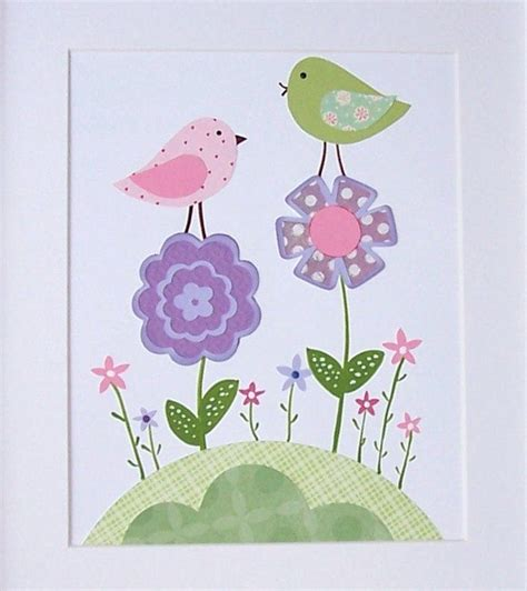 Nursery Bird Decor 17 Best Images About Cards Birds On Birds Nursery And Birds