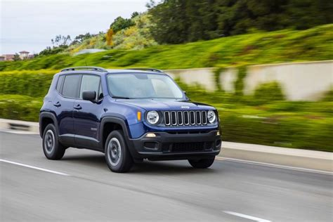 2018 jeep renegade changes 2018 jeep renegade redesign release date changes best