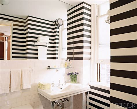 striped bathrooms to stripe or not to stripe apartments i like blog