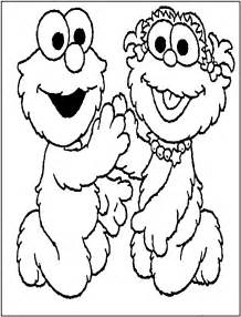 elmo coloring page free printable elmo coloring pages for