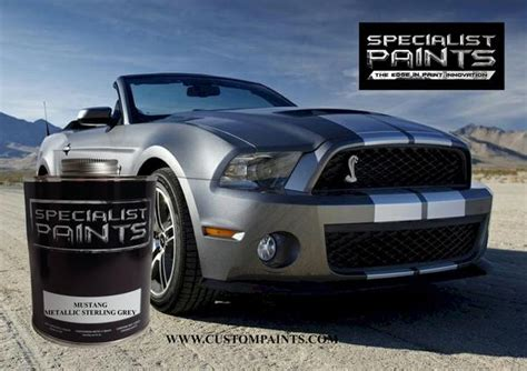 ford colours custom paints uk and europe