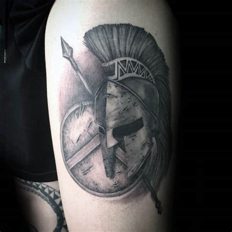50 lanza dise 241 os de tatuajes para los hombres sharp