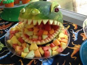Jungle Baby Shower Decor Diggin The Dino Birthday Party Part 4 Food Not Your