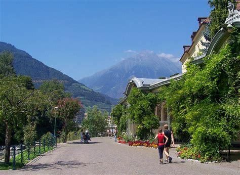 vacanze merano vacanza a merano italiavai