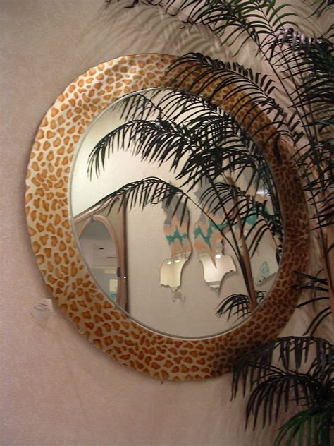 Handmade Decorative Mirrors - decorative bathroom mirrors can make your bathroom a