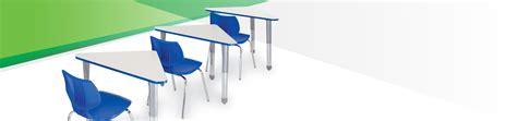 Types Of School Desks by School Desks Classroom Desks Smith System