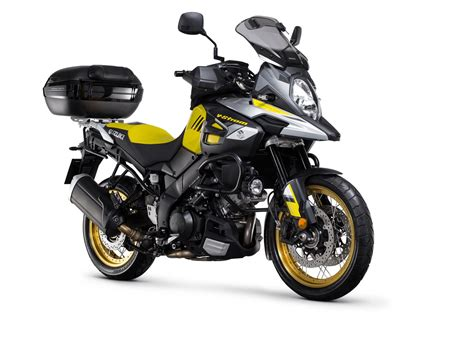 Suzuki V Strom 1000 Accessories by 2018 Suzuki V Strom 1000 India Launch In September Report