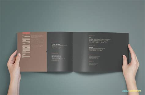 The Royal Corporate Identity Guidelines Template Brand Book Zippypixels Brand Book Template Free