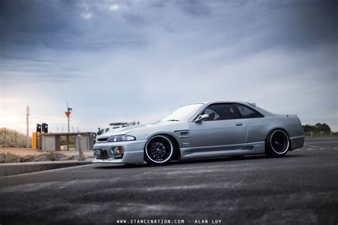 stancenation skyline sitting pretty ali s clean nissan skyline gts t