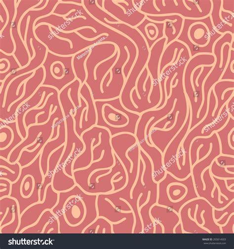 thinking pattern en francais seamless pattern neurons scientific background brain stock