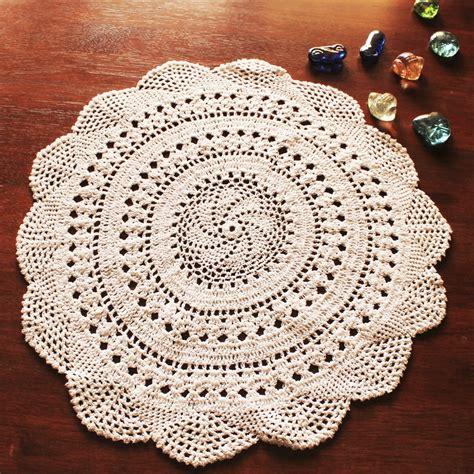 Crochet Table Mats - set of 4 crochet mats shopping