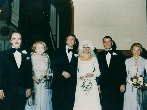 donald trump wedding ivana trump opens up 7 most surprising facts about her