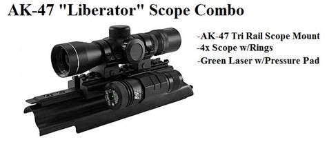 ak 47 laser light combo ak47 accessories