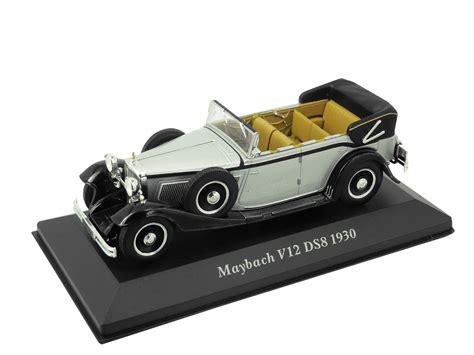 maybach v12 maybach v12 ds8 1930 1 43 museum ebay