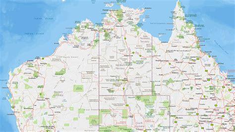explore australia map introducing the hema explorer map australia wide
