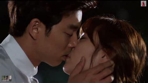 kissing scenes in bedroom korean drama big korean drama ep 12 빅 kyung joon and da ran finally