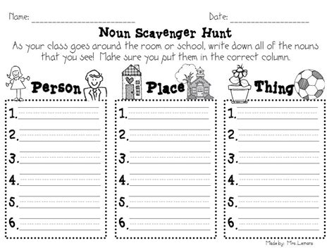 Nouns Worksheet by Free Coloring Pages Of Proper Nouns