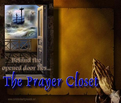 Prayer Closet by The Prayer Closet Inspirational Christian Blogs